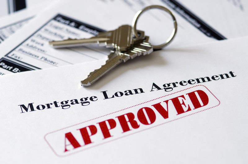 alimony and mortgage loan