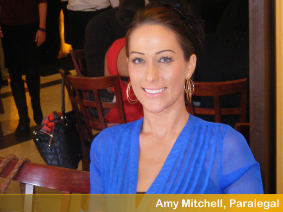 Amy Mitchell - Paralegal