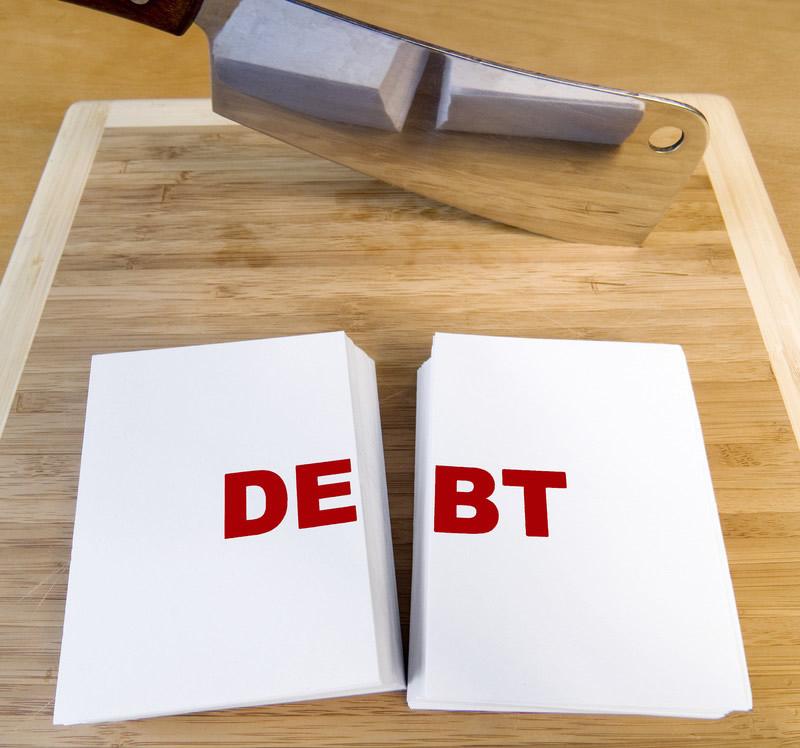 How is debt handled in a florida divorce