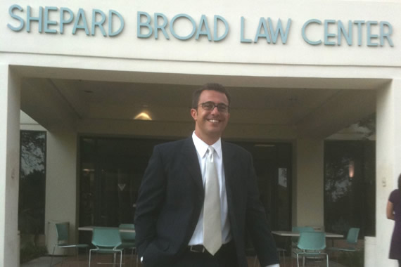 Grant Gisondo – A Professional Lawyer