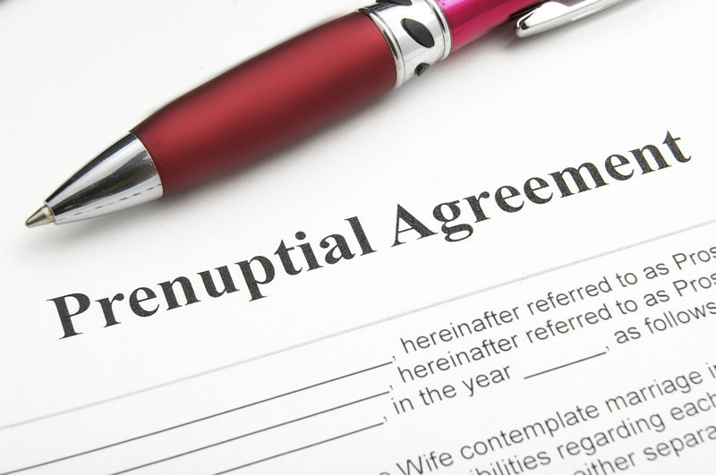 Prenuptial Agreement in Fl