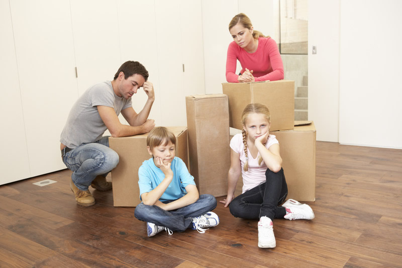 relocation with a minor child uncontested