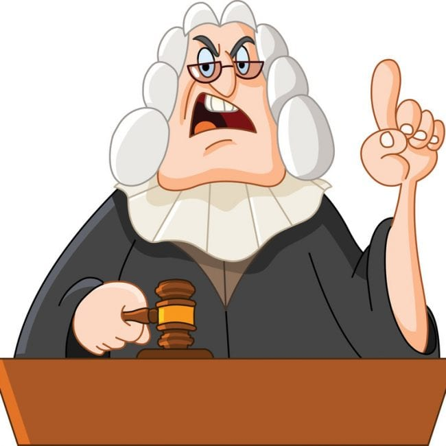 Judges vs Magistrate