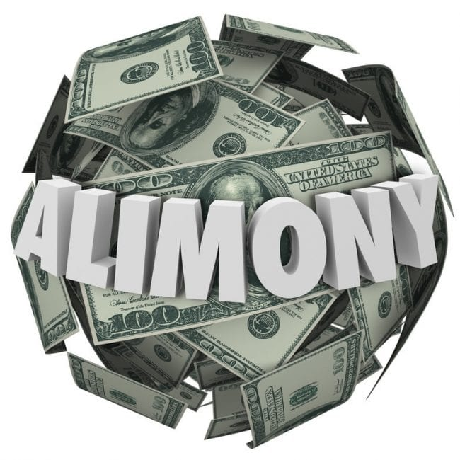 Modification of Alimony