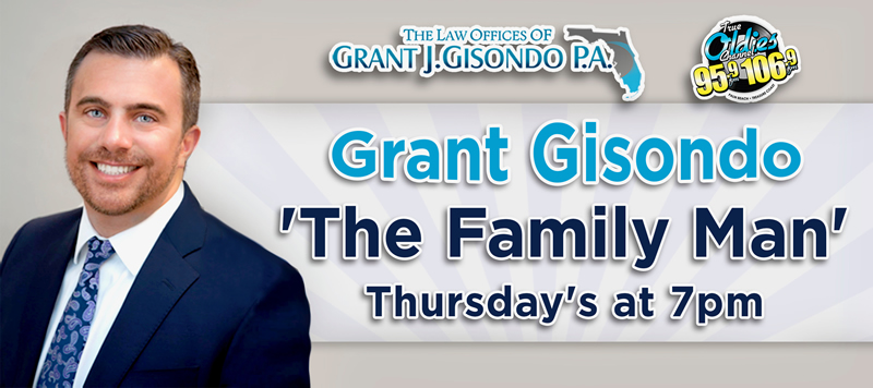 Grant Gisondo The Family Man