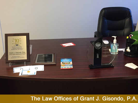 The Law offices of Grant J. Gisondo, P.A.