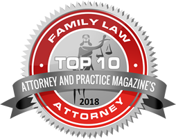 Family Law Top 10 Attorney 3