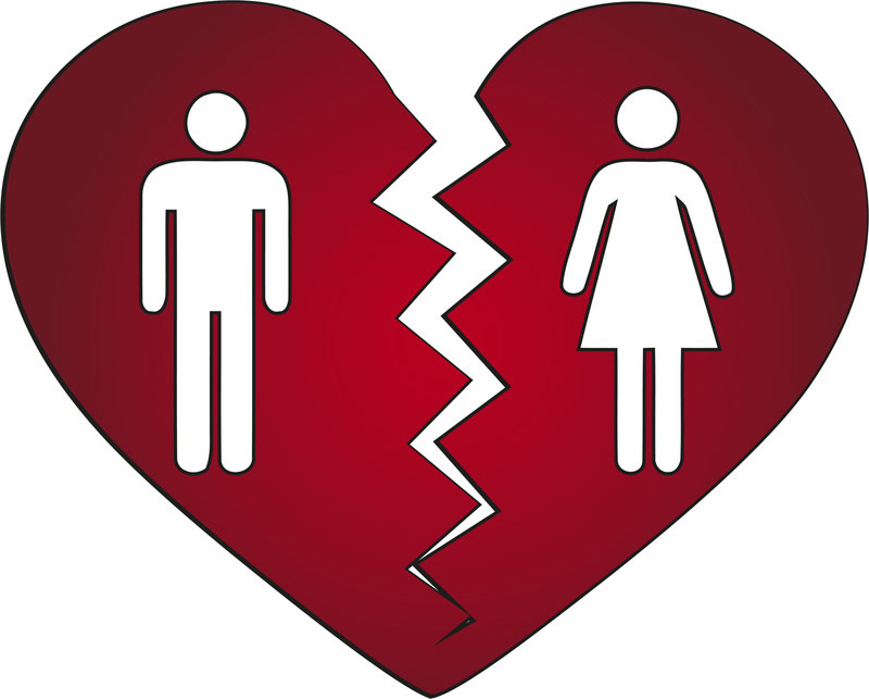 Divorces on the Rise