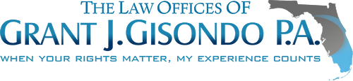 Law Offices of Grant J. Gisondo, P.A. Logo