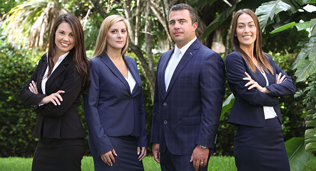 The Legal Team