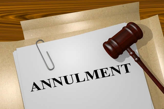 All about an annulment in Florida