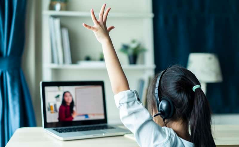 Virtual Schooling during COVID